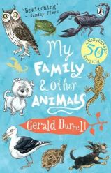 My Family And Other Animals, 50th anniversary edition cover