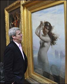 Jeremy Paxman admires what Sir Merton Russell-Cotes called 'the human form divine'