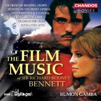 Film score CD cover